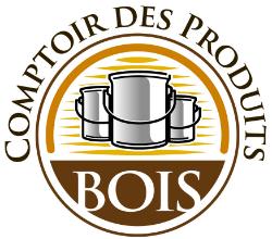 logo du site comptoir des produits bois
